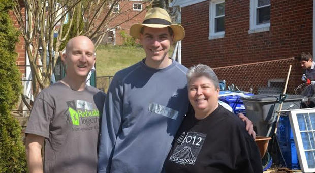 National Rebuilding Day in Wheaton